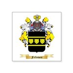 Fellowes Square Sticker 3