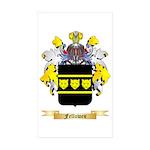 Fellowes Sticker (Rectangle 50 pk)