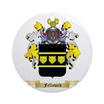 Fellowes Ornament (Round)