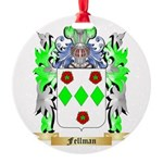 Fellman Round Ornament