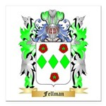 Fellman Square Car Magnet 3