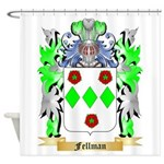 Fellman Shower Curtain