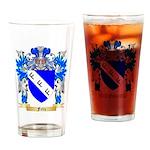 Feliz Drinking Glass