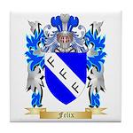 Felix Tile Coaster