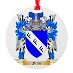 Feliu Round Ornament