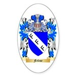 Felise Sticker (Oval 10 pk)