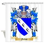 Felise Shower Curtain