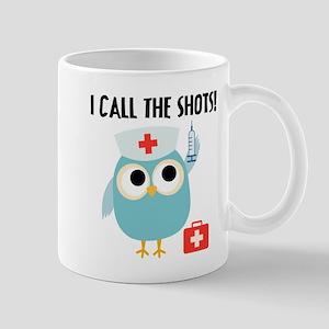 Owl Nurse Mug