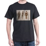 Men's T-Shirt With Sabin Howard Figure Drawing