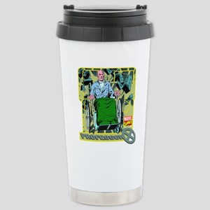 Professor X Stainless Steel Travel Mug