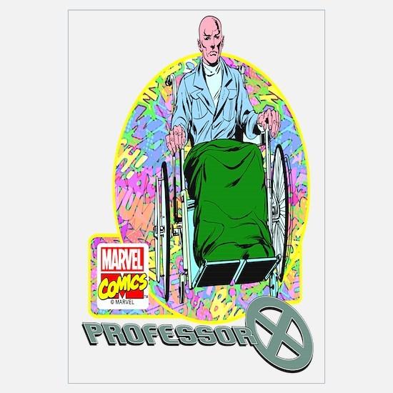Professor Xavier X-Men Wall Art