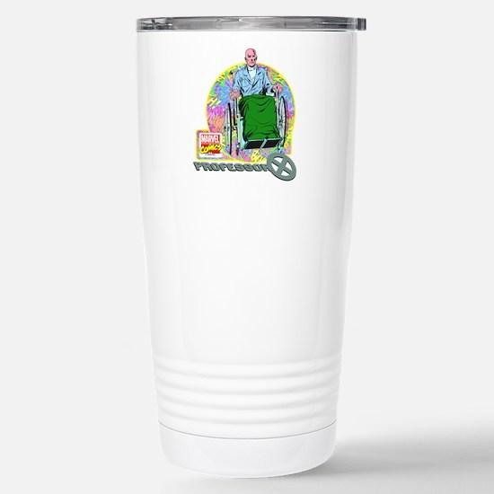 Professor Xavier X-Men Stainless Steel Travel Mug
