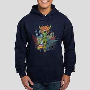 Phoenix Hoodie (dark)