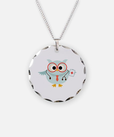 Owl Doctor Necklace