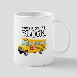 New Kid on the Block Mugs