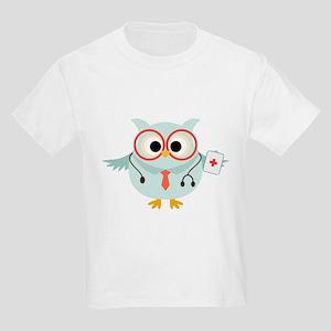 Owl Doctor Kids Light T-Shirt