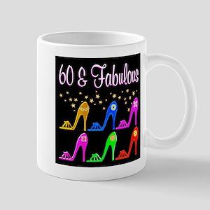 60TH HIGH HEELS Mug