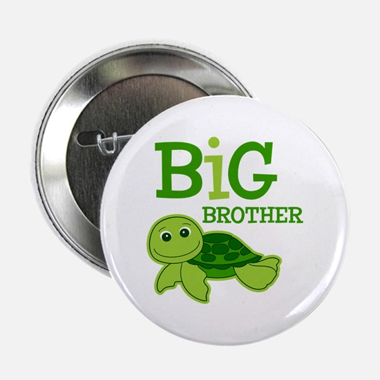 """Turtle Big Brother 2.25"""" Button"""