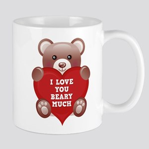 I Love You Beary Much Mug
