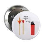 Match Made In Heaven 2.25&Quot; Button (10 Pack)