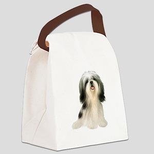 ShihTzu (BW3)-JTD Canvas Lunch Bag