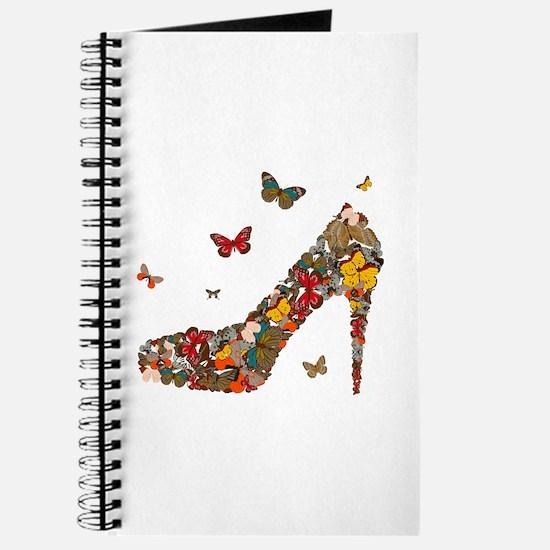 Butterflies and Heels Journal