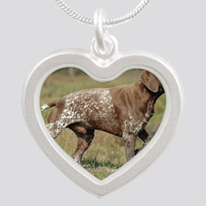 german shorthair pointer full Necklaces