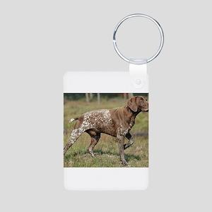 german shorthair pointer full Keychains