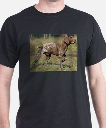 german shorthair pointer full T-Shirt