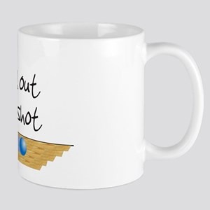 Racquetball Roll Out Mug