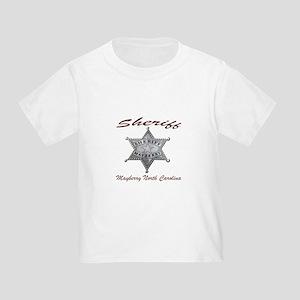 Sheriff Mayberry NC T-Shirt