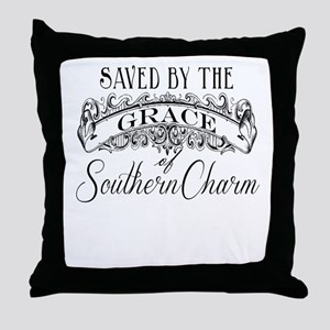Southern Charm Throw Pillow
