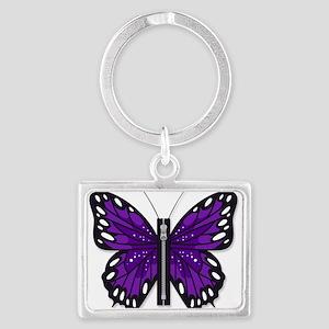 Chiari Awareness Zipper-Fly Keychains