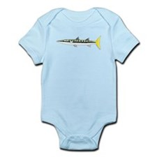 Yellowtail Barracuda c Body Suit