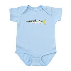 Yellowtail Barracuda c Body Suit