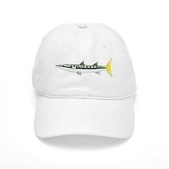 Yellowtail Barracuda c Baseball Baseball Cap