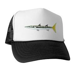 Yellowtail Barracuda c Trucker Hat