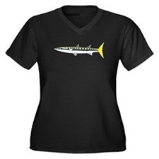 Yellowtail Barracuda c Plus Size T-Shirt