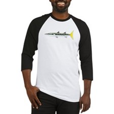 Yellowtail Barracuda c Baseball Jersey