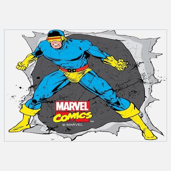Cyclops X-Men Wall Art