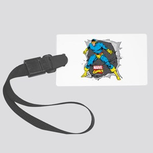 Cyclops X-Men Large Luggage Tag