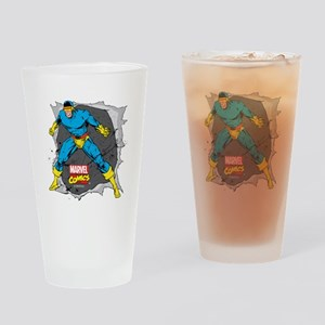 Cyclops X-Men Drinking Glass