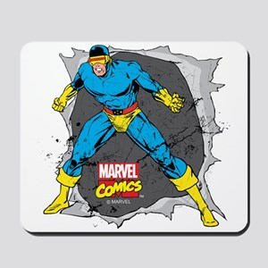 Cyclops X-Men Mousepad