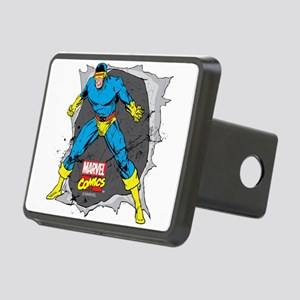 Cyclops X-Men Rectangular Hitch Cover