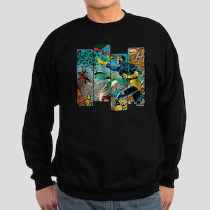 Cyclops Comic Panel Sweatshirt (dark)