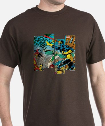 Cyclops Comic Panel T-Shirt