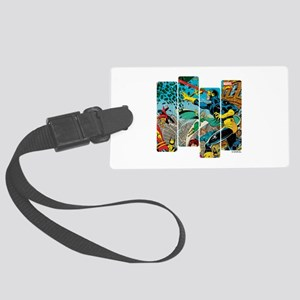 Cyclops Comic Panel Large Luggage Tag