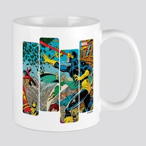 Cyclops Comic Panel Mug