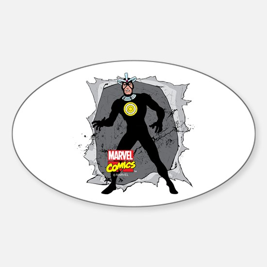 Havok X-Men Sticker (Oval)