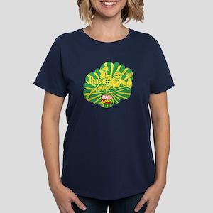 Sonic Scream Banshee Women's Dark T-Shirt